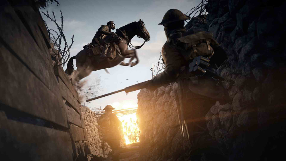 Battlefield 1 In-game Localization into Turkish